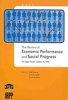 The review of economic performance and social progress