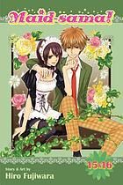 Maid-sama! Volume 8, a compilation of graphic novel volumes 15-16