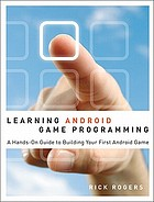 Learning android game programming : a hands-on guide to building your first android game
