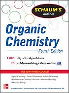 Schaum's outlines organic chemistry