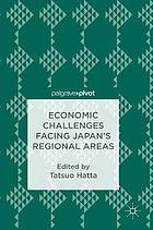 Economic challenges facing Japan's regional areas