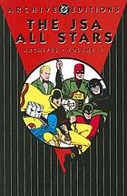 The JSA all stars archives. Volume 1.
