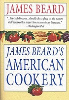 James Beard's American cookery.