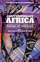 Contemporary Africa : challenges and opportunities