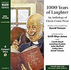 1000 years of laughter : an anthology of classic comic prose