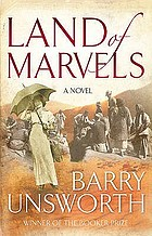 Land of marvels : novel
