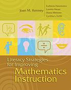 Literacy Strategies for Improving Mathematics Instruction.
