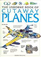 The Usborne book of cutaway planes