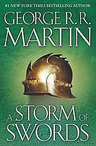 A Song of Ice and Fire  / A Storm of Swords: Book Three,
