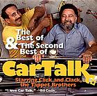 The best of Car Talk ; and the second best of Car Talk