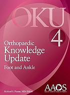 Orthopaedic knowledge update. Foot and ankle
