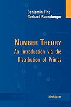 Number theory : an introduction via the distribution of primes