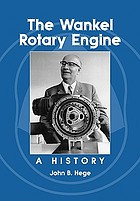 The Wankel rotary engine : a history