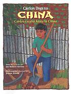 Carlos digs to China : Carlos excava hasta la China.