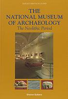The National Museum of Archaeology, Valletta : the Neolithic period