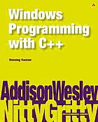 Windows programming with C++