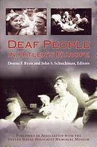 Deaf people in Hitler's Europe