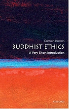 Buddhist ethics : a very short introduction