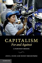 Capitalism, For and Against : a Feminist Debate