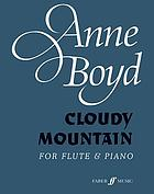 Cloudy mountain : for flute and piano (1981)