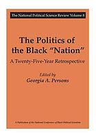 The politics of the Black