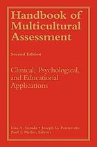 Handbook of multicultural assessment : clinical, psychological, and educational applications