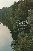 The heart of Thoreau's journals