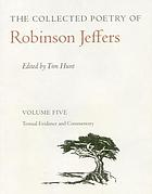 The collected poetry of Robinson Jeffers