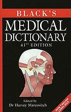 Black's medical dictionary.