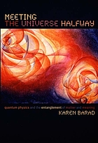 Meeting the universe halfway : quantum physics and the entanglement of matter and meaning