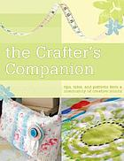 The crafter's companion.