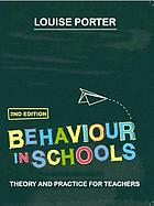 Behaviour in schools 2e