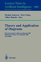 Theory and Application of Diagrams.