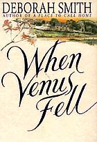 When Venus fell