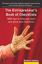 The entrepreneur's book of checklists