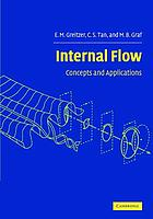 Internal flow : concepts and applications