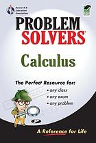 The calculus problem solver