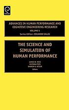 The science and simulation of human performance