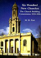 600 hundred new churches : the Church Building Commission, 1818-1856