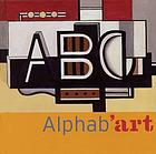 Alphab'art : find the letters hidden in the paintings