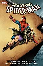 Spider-Man : Death of the Stacy's