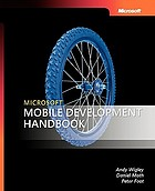 Microsoft mobile development handbook