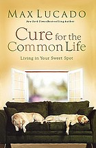 Cure for the common life : living in your sweet spot