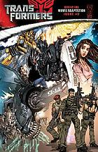 Transformers, movie adaptation. Issue number two