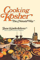 Cooking kosher, the natural way