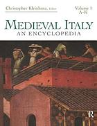 Medieval Italy : an encyclopedia