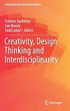 Creativity, Design Thinking and Interdisciplinarity