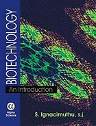 Biotechnology : an introduction