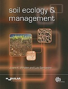 Soil ecology and management