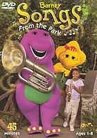 Barney. Songs from the park